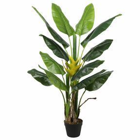 Árbol artificial Heliconia 130 cm