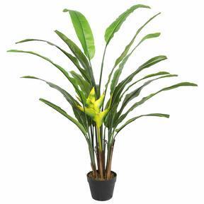 Árbol artificial Heliconia 140 cm