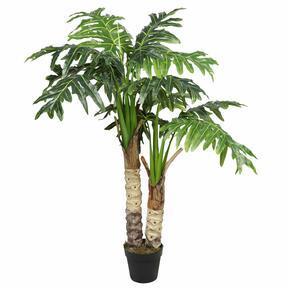 Árbol artificial Philodendron 140 cm