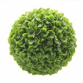 Bola artificial Hoja de Jade 45 cm