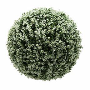 Esfera artificial Gypsophila blanca 45 cm