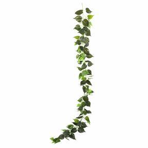 Guirnalda artificial Philodendron 190 cm