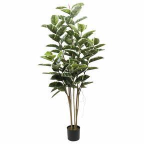 Higuera artificial con hojas de lira 150 cm