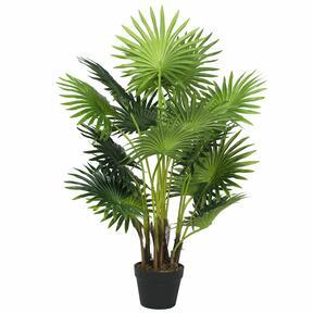 Livistona mini palmera artificial 100 cm