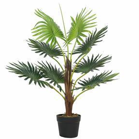 Livistona mini palmera artificial 65 cm