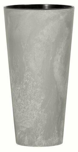 Maceta TUBUS SLIM BETON NEW gris 40cm