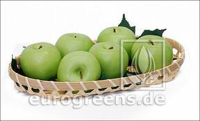 Manzana verde artificial