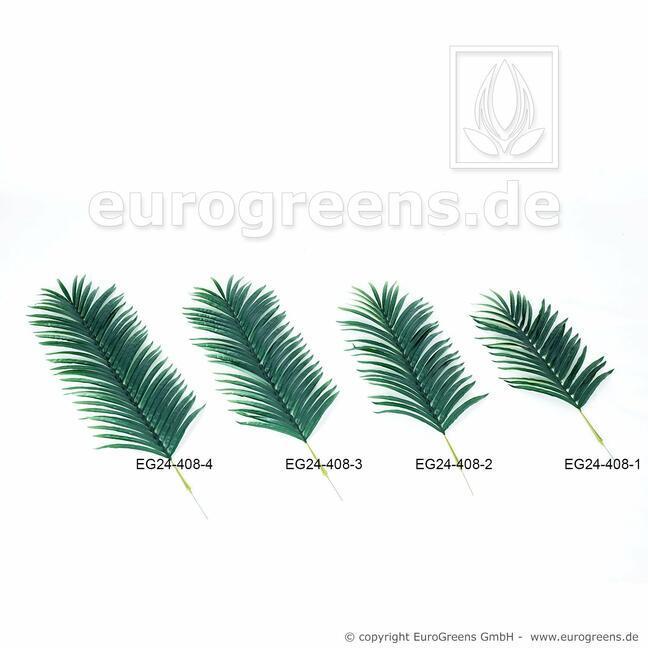 Palma de hoja artificial Areca 100 cm