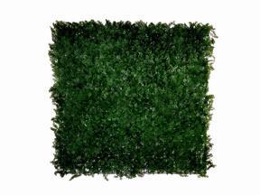 Panel de coníferas artificial Cypruštek tujovitý - 50x50 cm