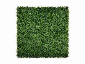 Panel de hoja artificial Lirio - 50x50 cm
