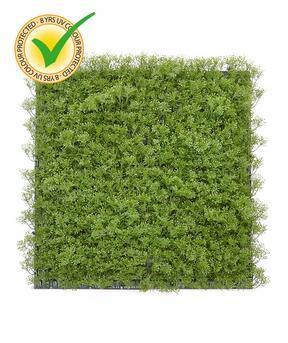 Panel de musgo artificial Mossmat - 50x50 cm