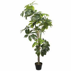 Pata de pato de árbol artificial 155 cm
