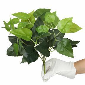 Planta artificial Albahaca verde 25 cm