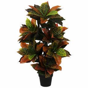 Planta artificial Crotone 100 cm
