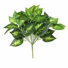 Planta artificial Difenbachia 25 cm