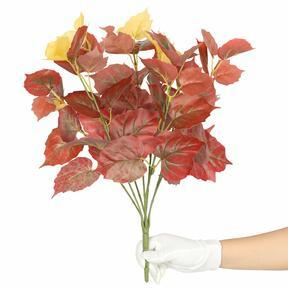 Planta artificial Pavinič rojo 45 cm