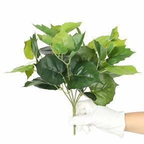 Planta artificial Pavinič verde 25 cm