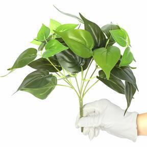 Planta artificial Philodendron Cordatum 25 cm