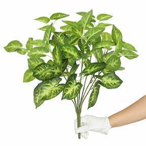 Planta artificial Taro Araceae 45 cm