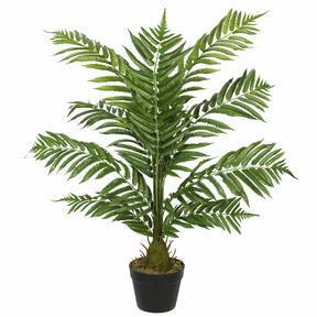 Planta de helecho artificial 100 cm