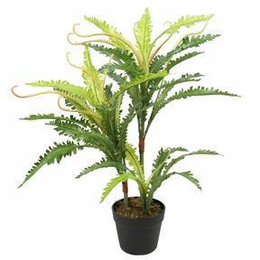 Planta de helecho artificial 70 cm