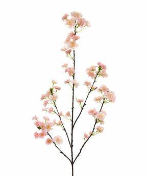 Rama artificial Cerezo rosa 125 cm