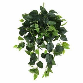Zarcillo artificial Albahaca verde 80 cm