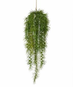 Zarcillo artificial Asparágus Sprengerov 60 cm