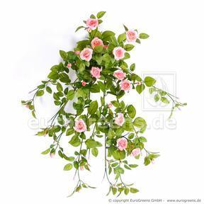 Zarcillo artificial Rosa de salmón 55 cm